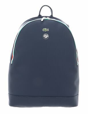 LACOSTE Backpack Peacoat Verdant Green Mol • 128.36£