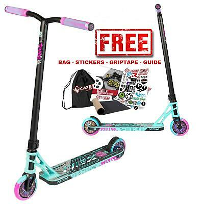 £174.95 • Buy Madd Gear Pro MGP MGX P1 Pro ICH Childrens Stunt Scooter - Teal / Pink