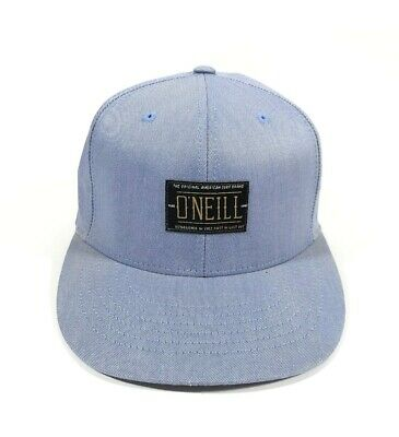 $12.99 • Buy O'Neill California Surf Wear Flexfit L/XL Stretch Baseball Cap Hat Yupoong Blue