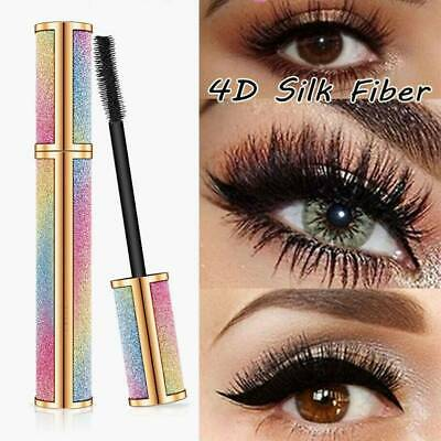 AU7.19 • Buy 4D Silk Colorful Vivid Galaxy Mascara Fiber Lashes Thick Lengthening Waterproof