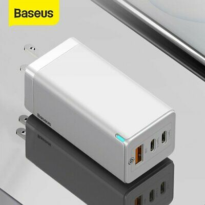 $ CDN37.48 • Buy Baseus 65W USB QC 4.0+ Type C PD3.0 Fast Wall Charger Adapter For IPhone 12 Mini