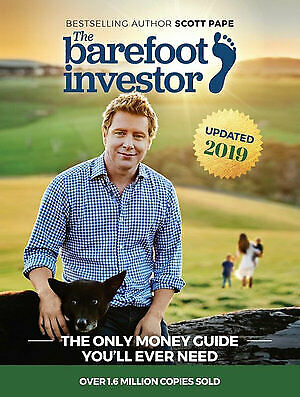 AU4.99 • Buy The Barefoot Investor 2019 Update: The Only Money Guide You'll Ever Need (PDF)
