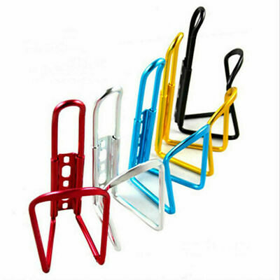 AU11.99 • Buy Bicycle Drink Water Bottle Holder Sports Bike Cycling Aluminum Alloy Rack Cages