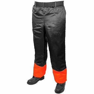 £55.65 • Buy Chainsaw Trousers Chaps Adjustable 31-42  Forestry Safety Protective