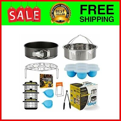 $38.52 • Buy Best Instant-Pot-Accessories-Set, Instapot Accessory For 6 Qt 8 Quart, With NEW