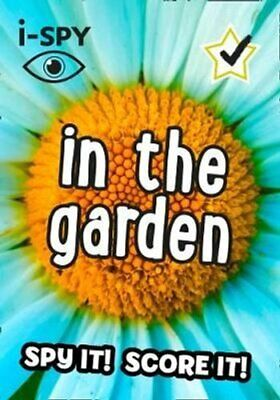 I-SPY In The Garden What Can You Spot? By I-SPY 9780008386498 | Brand New • 3.69£