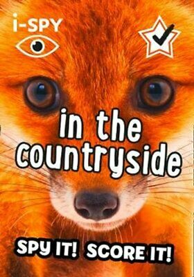 I-SPY In The Countryside What Can You Spot? By I-SPY 9780008386511 | Brand New • 3.71£