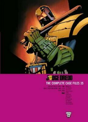 Judge Dredd: The Complete Case Files 35 By John Wagner 9781781087602 | Brand New • 15.12£