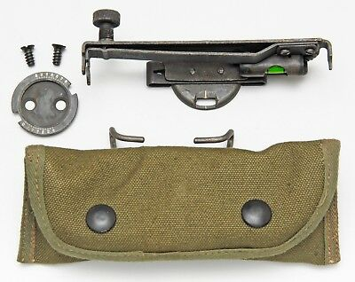 $14.95 • Buy M1 Carbine, Garand, 1903a3 M15 Sight With Case Wwii Dated With Instructions.