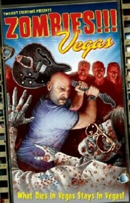Zombies!!! Vegas Expansion Game - Brand New • 39.99£