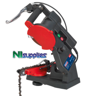 £53.40 • Buy Sealey Chainsaw Blade Sharpener - Quick Locating 85W - SMS2002C