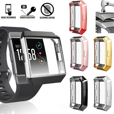 $ CDN4.44 • Buy HD_ Screen Protector Protective Case Cover For Fitbit Ionic Smart Watch Accessor