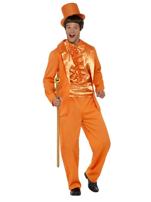 AU64.95 • Buy 90s Stupid Tuxedo Costume, Orange Movie Halloween Party Fancy Dress Costume