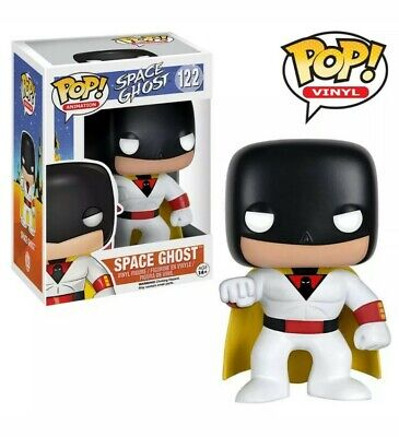 £11.50 • Buy Space Ghost Hanna Barbera Official Funko Pop Vinyl Figure Collectables