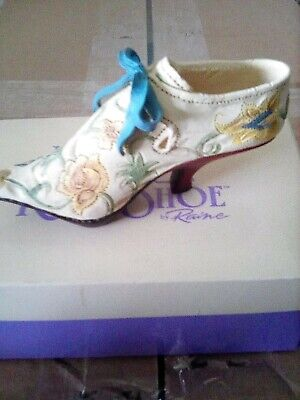 Raine Just The Right Shoe Brocade Court With Original Box • 0.99£
