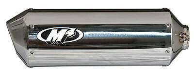 $283.50 • Buy Polished Slip On Exhaust M4 YA6312 For 03-05 R6 & 06-09 R6S