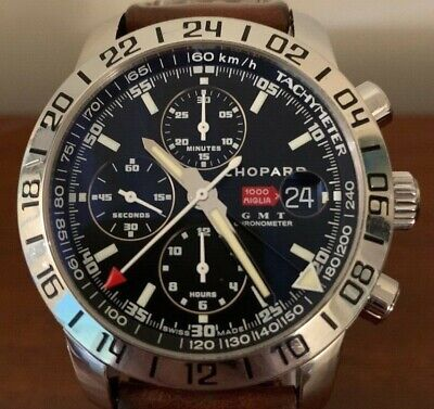 Chopard Mille Miglia Chronograph GMT Stainless Steel 8992 Automatic Steel • 2,499.99£