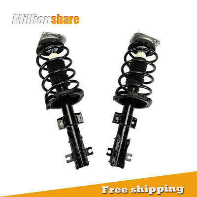 $129.99 • Buy For 2001-2002 Volvo V70 Quick Front Complete Shocks/Struts Springs Absorbers