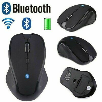 AU15.92 • Buy Mice Mouse Bluetooth 3.0 Wireless Optical For Mac Macbook PC Laptop Android 2020