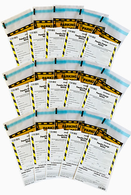 Completely Realistic Fake Parking Tickets Prank Joke Authentic And Official Look • 2.95£