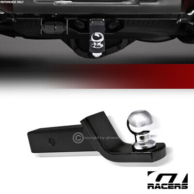 $40 • Buy 2  Drop Trailer Towing Hitch Loaded Ball Mount Pin & Clip For 2 X2  Receiver G14