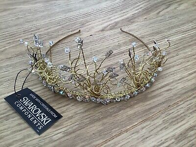 Liza Tiara Brand New With Tags And Box • 10£