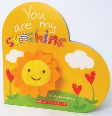 You Are My Sunshine By Sandra Magsamen (English) Novelty Book Free Shipping! • 8.60£