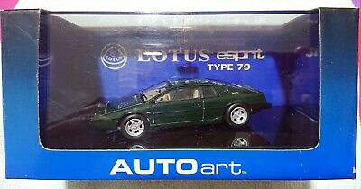 $ CDN28.21 • Buy Autoart 1/43 Lotus Esprit Type 79 British Racing Green