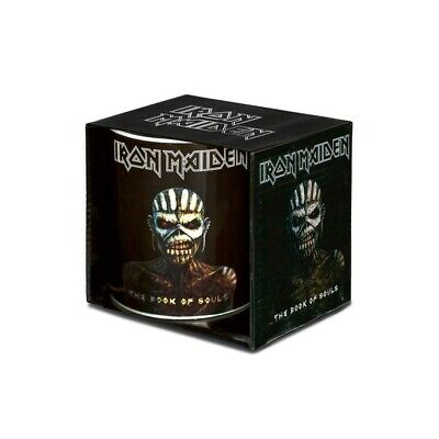 Iron Maiden 'The Book Of Souls' Mug - NEW • 9.99£