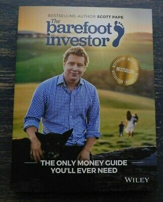 AU19.99 • Buy The Barefoot Investor By Scott Pape S/C 2017