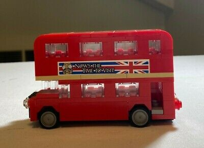 $ CDN12.76 • Buy LEGO Creator Double Decker London Bus 40220 - Complete - No Box Or Instructions