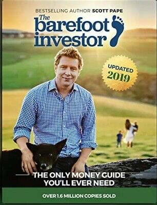 AU1 • Buy The Barefoot Investor: The Only Money Guide You'll Ever Need (Pdfbook)(2018)