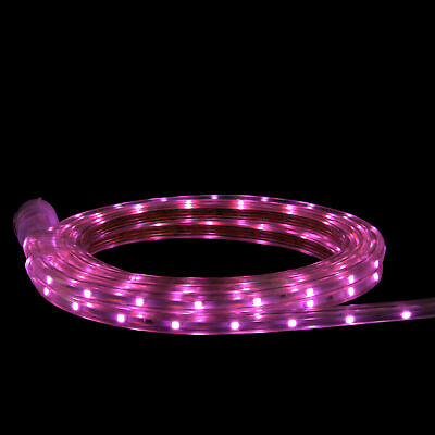 $32.99 • Buy CC Christmas Decor 10' Pink LED Indoor/Outdoor Christmas Linear Tape Lighting