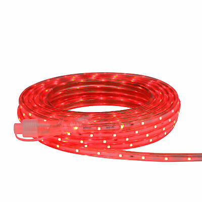 $27.49 • Buy CC Christmas Decor 10' Red LED Indoor/Outdoor Christmas Linear Tape Lighting