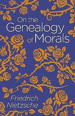 On The Genealogy Of Morals - 9781838575724 • 5.69£