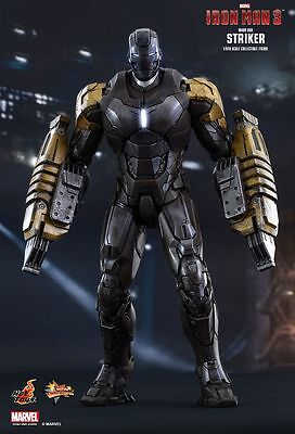 AU299.99 • Buy IRON MAN 3 - Mark 25 Striker 1/6th Scale Action Figure MMS277 (Hot Toys) #NEW