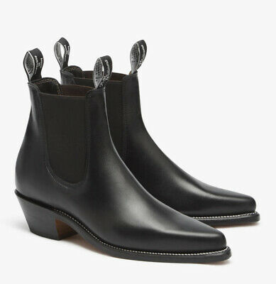 AU249 • Buy Rm Williams Millicent Boot Size 9 Worn Once - Rrp $595