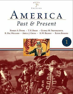 $5.42 • Buy  America Past And Present By Divine, Robert