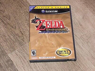 $64.99 • Buy The Legend Of Zelda Wind Waker Not For Resale NFR Nintendo Gamecube Wii Complete