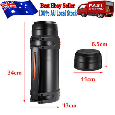 AU28.99 • Buy 2L Stainless Steel Thermos Travel Mug Flask Thermal Hot Water Insulated Bottle