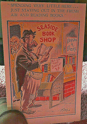 Saucy Seaside Postcard By Inter - Art - Unposted  -  FREE POSTAGE** • 3£