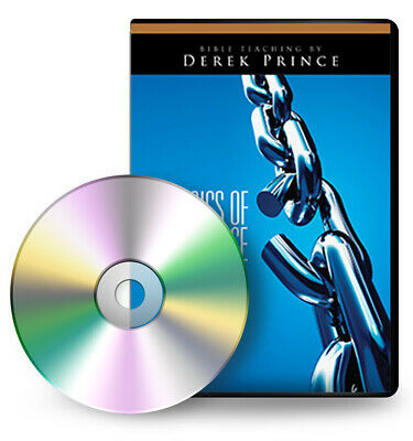 AUDIO: Basics Of Deliverance (2 CDs)  - By Derek Prince • 7.12£