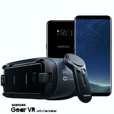 AU189 • Buy Samsung Gear VR 2017 Headset With Motion Sensing Controller SM-R324 Orchid Grey