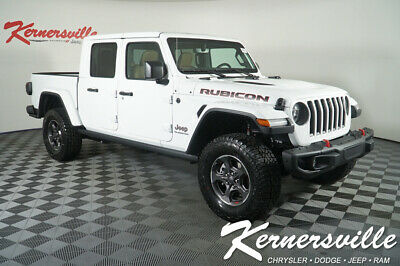 $1 • Buy 2020 Jeep Gladiator Rubicon 4WD Crew Cab Truck Backup Camera Navigation Leather New 2020 Jeep Gladiator Rubicon 4WD Crew Cab Truck Backup Camera 31Dodge 200565