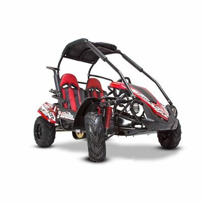 TRAILBLAZER CHILDRENS KIDS BUGGY 6.5hp AUTO ELECTRIC & PULL START SUIT 8 TO 14YR • 1,599£