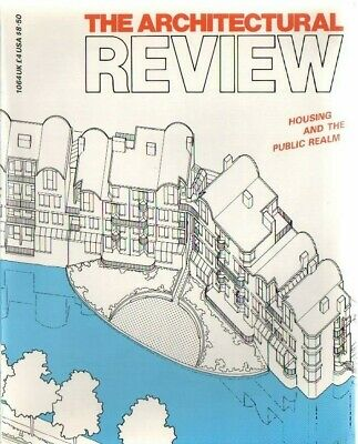 £4.50 • Buy The Architectural Review 1064 October 1985 Magazine
