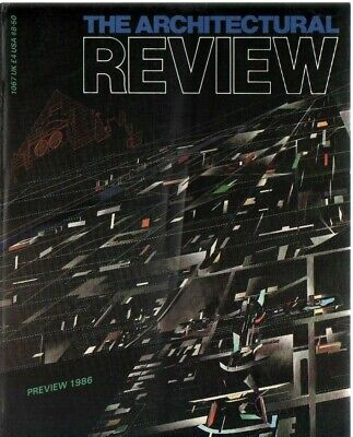 £4.50 • Buy The Architectural Review 1067 January 1986 Magazine