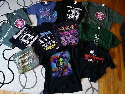 $ CDN300 • Buy Vintage Band T-shirt Wholesale Lot
