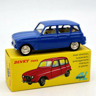 £12.50 • Buy Atlas 1/43 Dinky Toys 518 Renault 4L Diecast Models Car Collection