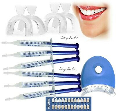 AU21.62 • Buy Teeth Whitening Kits Strong Whitening Gel Professional Set Led Accelerator Light